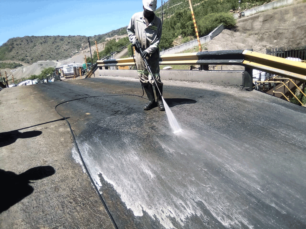 FlowCentric Mining Industrial Cleaning Products