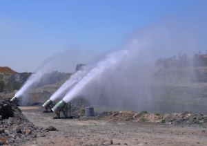Mechanical evaporators in action